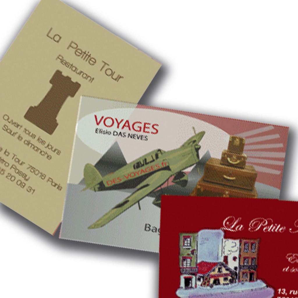 Creation Carte De Viste Visite Professionnelle