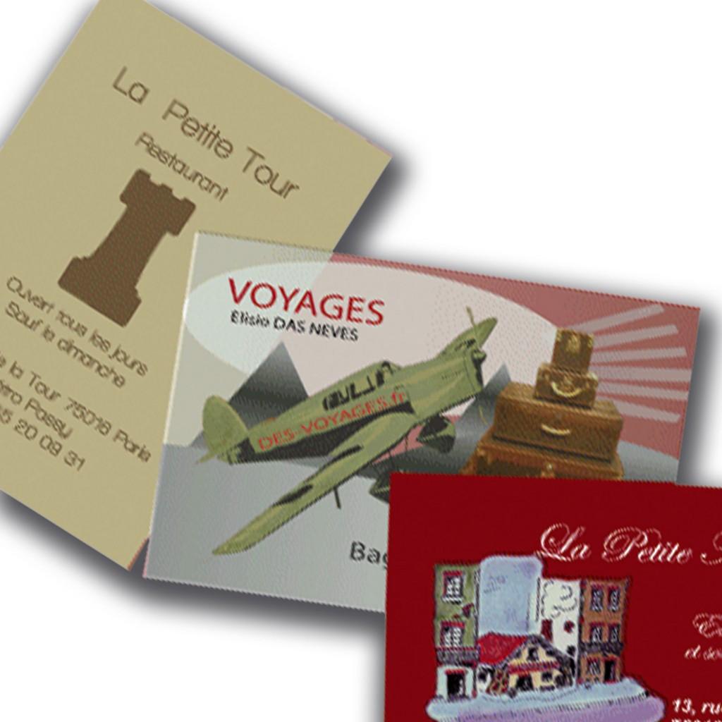 Carte De Visite