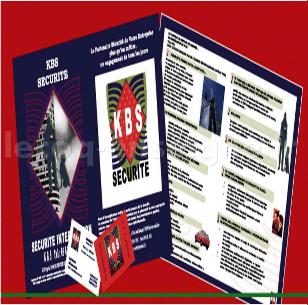 Connu Plaquette D'entreprise exemple de plaquette d'entreprise, exemple  BI39
