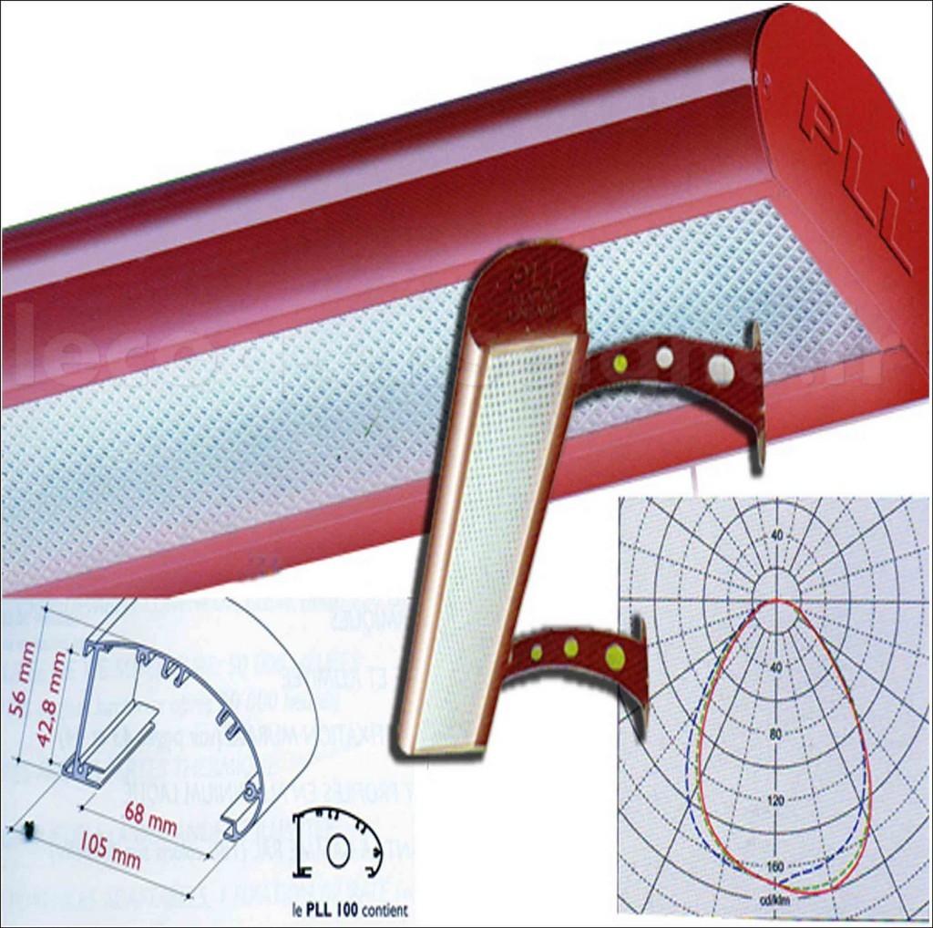 Fabricant enseigne rampe d 39 clairage enseigne - Rampe d eclairage ...
