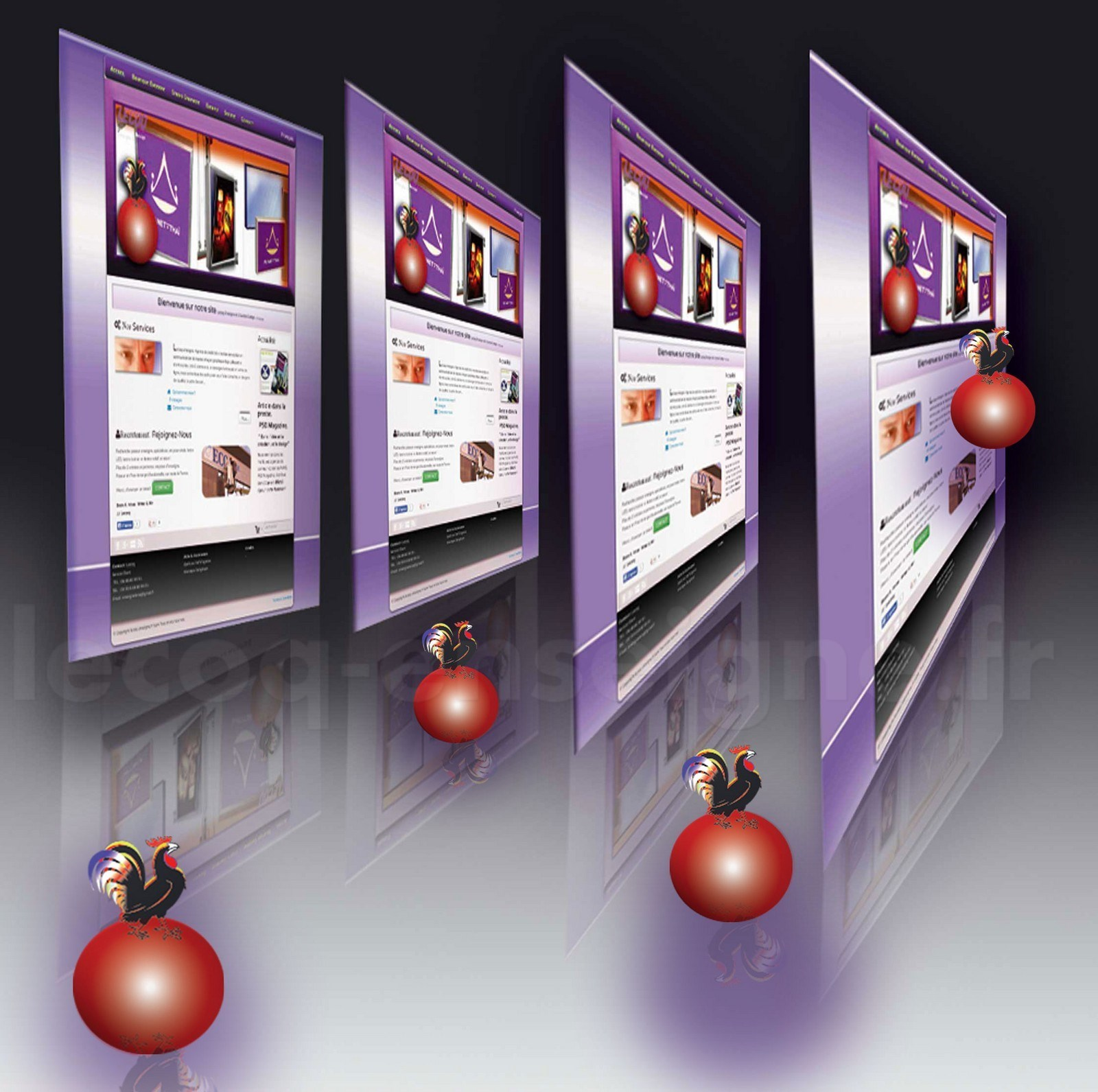 Creation site web commerce site e commerce for Idee commerce en ligne