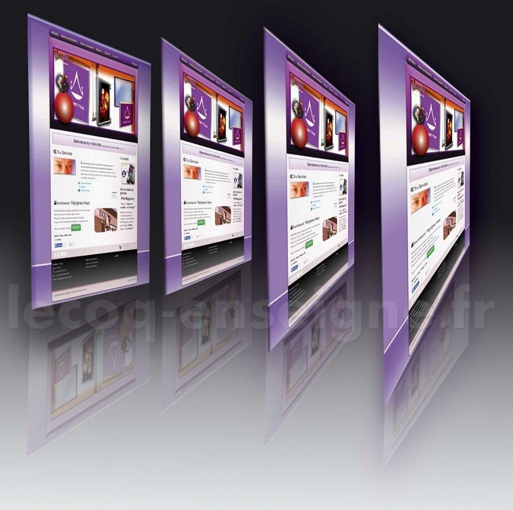 Createur De Site Internet création de site internet professionnel pas cher création